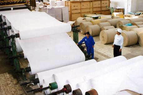 Quy định về định mức tiêu hao năng lượng trong sản xuất giấy
