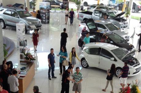 Thái Lan nâng dự báo doanh số bán ô tô năm 2017