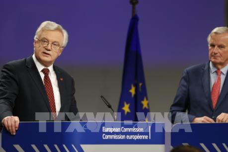 Đàm phán Brexit: Sáu tháng nhìn lại