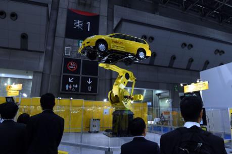 Triển lãm quốc tế robot năm nay tại Nhật Bản có gì đặc biệt?
