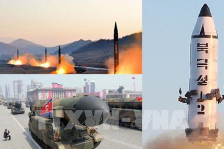 Triều Tiên để ngỏ cánh cửa đối thoại với Mỹ   - Trung Quốc kêu gọi giải pháp hòa bình