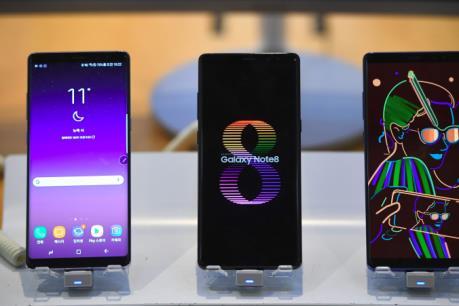Samsung Galaxy tiếp tục là thương hiệu số một Hàn Quốc bảy năm liên tiếp
