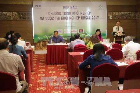 """Sắp diễn ra chung kết """"Cuộc thi khởi nghiệp Đồng bằng sông Cửu Long năm 2017"""""""