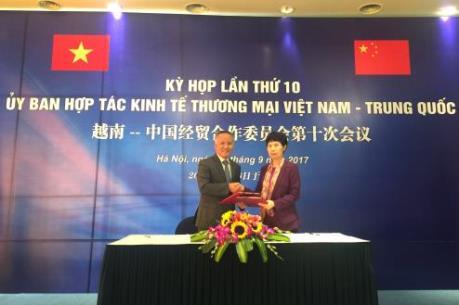 Nhiều nhà đầu tư Trung Quốc quan tâm tới Việt Nam