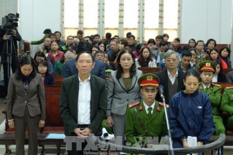 Vụ án xét xử nguyên Phó Giám đốc Sở NN & PTNT Hà Nội: Trả hồ sơ, điều tra bổ sung