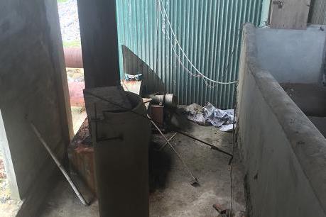 Thừa Thiên - Huế: Lò đốt rác đầu tư lớn nhưng mới sử dụng đã hư hỏng