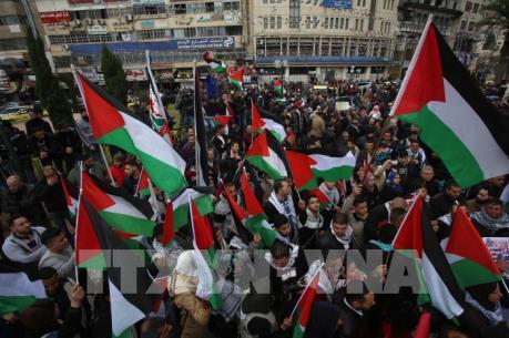Nga và EU lo ngại sâu sắc về vấn đề Jerusalem