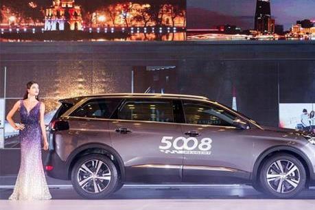 Bảng giá xe ô tô Peugeot tháng 3/2018 tại Việt Nam