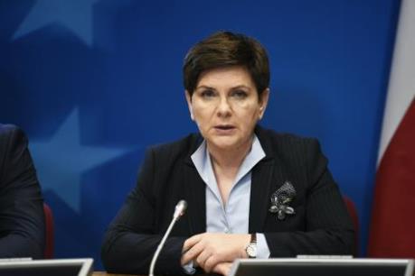 Thủ tướng Ba Lan Beata Szydlo từ chức