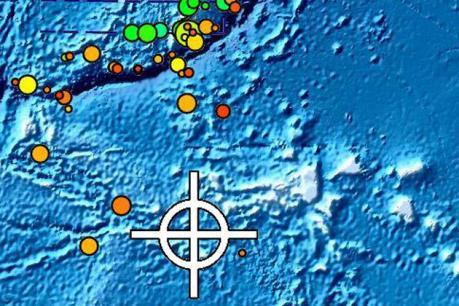 Động đất mạnh 6,6 độ richer trên Thái Bình Dương