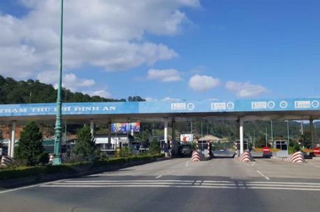 Giảm giá vé qua trạm BOT tuyến cao tốc Liên Khương – Đà Lạt