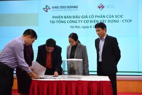 SCIC thoái vốn tại 3 công ty thu về hơn 467 tỷ đồng