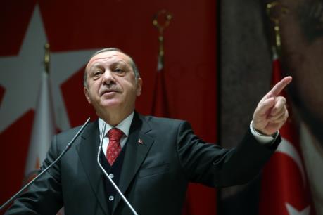 Thổ Nhĩ Kỳ chỉ trích tuyên bố của Tổng thống Mỹ về Jerusalem