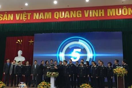Công bố hệ thống quản lý hải quan tự động tại cảng biển