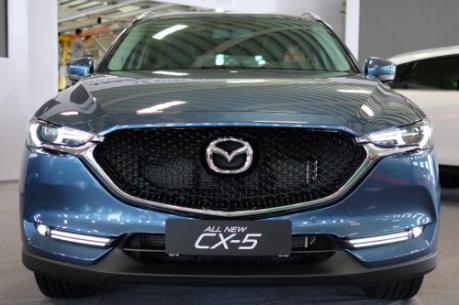Hơn 1.000 Mazda CX-5 được bán ra chỉ sau 2 tuần ra mắt