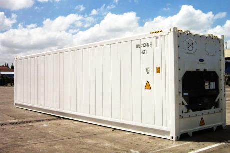 Vinalines cung cấp dịch vụ container lạnh công nghệ mới