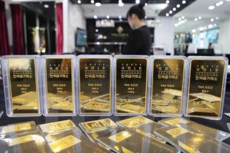 Bất ổn xung quanh kế hoạch cải cách thuế Mỹ đẩy giá vàng châu Á đi lên