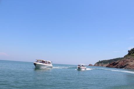 Điểm nhấn trong phát triển du lịch biển đảo tại Cửa Lò