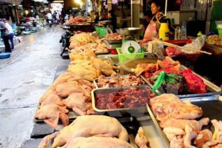 Công bố TCVN 11856:2017 về chợ kinh doanh thực phẩm