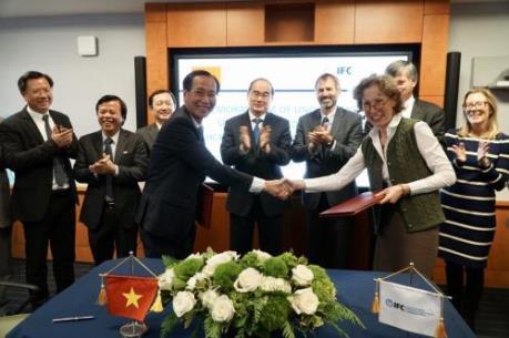 Tp. Hồ Chí Minh và WB bàn thảo về xây dựng thành phố thông minh