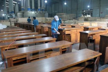 Ngành chế biến gỗ với mục tiêu đạt 10,2 tỷ USD