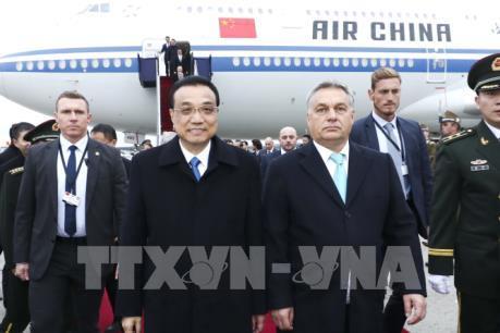 """Bốn """"bộ mặt"""" khác nhau của Bắc Kinh ở khu vực Trung và Đông Âu"""