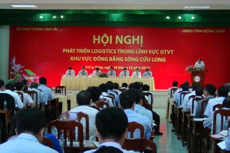 6 nội dung trọng tâm phát triển logistics khu vực Đồng bằng sông Cửu Long