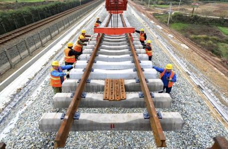 Trung Quốc khởi công xây dựng tuyến đường sắt cao tốc hướng tới ASEAN