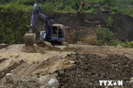 Bổ sung 2 khu vực không đấu giá quyền khai thác khoáng sản