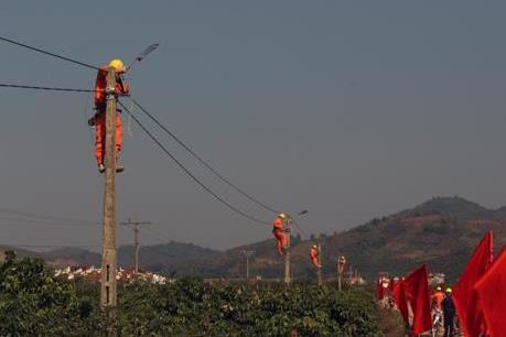 Điện lực Bắc Giang đầu tư 5 công trình thắp sáng miền quê
