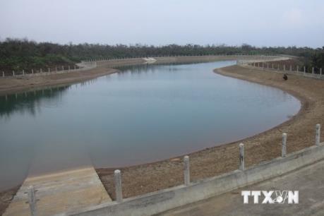 Các hồ chứa chủ động trước cơn bão Tembin