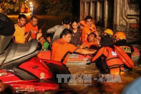 Đã có tới 200 người thiệt mạng vì bão Tembin tại Philippines