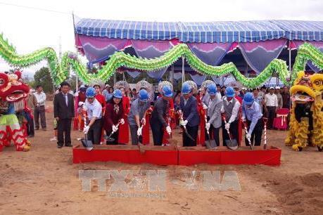 Ninh Thuận khởi công xây dựng nhà máy chế biến thức ăn gia súc công nghệ cao
