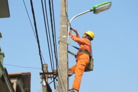 Lượng điện tiêu thụ tăng cao do nhu cầu