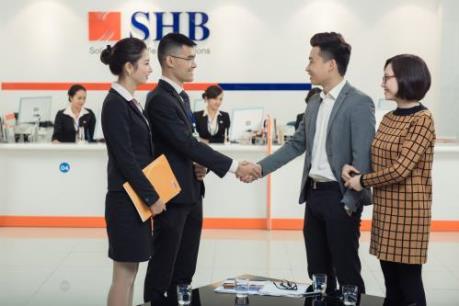 SHB cho vay cá nhân lãi suất chỉ từ 8,5%/năm