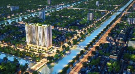 Đầu tư gần 800 tỷ đồng phát triển dự án Aurora Residences