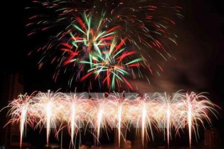 Chung kết lễ hội Pháo hoa Quốc tế Đà Nẵng 2018 sẽ diễn ra ngày 30/6