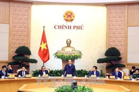 Thủ tướng: Đề cao trách nhiệm người đứng đầu trong triển khai nhiệm vụ kinh tế xã hội 2018