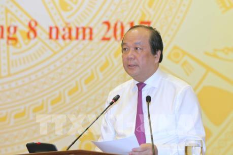Bộ trưởng Mai Tiến Dũng: Tổ công tác của Thủ tướng Chính phủ đạt được mong đợi ban đầu