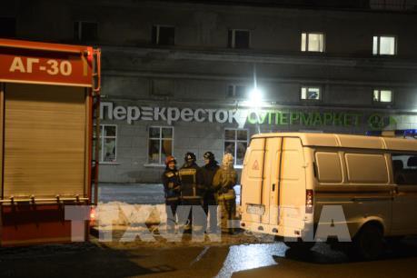 Nga bắt giữ chủ mưu vụ đánh bom ở St.Petersburg