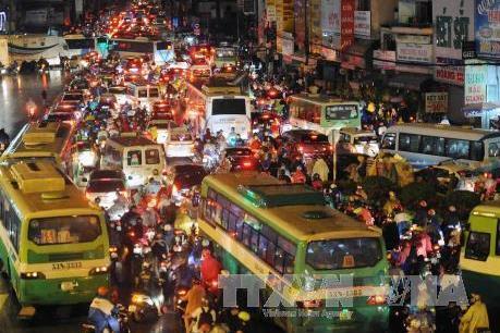 Giải bài toán ùn tắc giao thông tại TP Hồ Chí Minh - Bài 2: Cần quy hoạch và nguồn vốn lớn