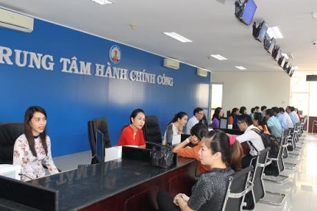 Trung tâm Hành chính Công tỉnh Bình Thuận chính thức đi vào hoạt động