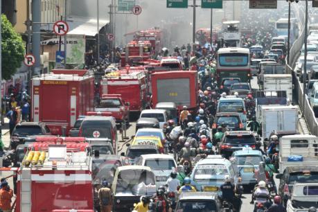 Indonesia trước những hệ lụy về giao thông đô thị
