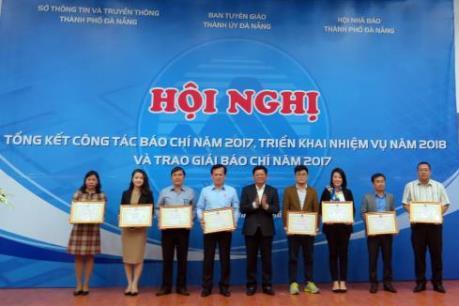 Báo chí đóng vai trò quan trọng trong phát triển kinh tế - xã hội của Đà Nẵng