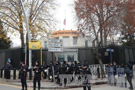 Thổ Nhĩ Kỳ ngăn chặn hơn 1.600 người di cư bất hợp pháp