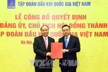 Thủ tướng: PVN tiếp tục sản xuất kinh doanh hiệu quả, khẳng định chủ quyền quốc gia