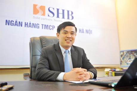 Tổng Giám đốc SHB được vinh danh có thành tích xuất sắc trong hoạt động kinh doanh