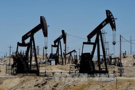 Giá dầu thế giới chạm mức cao nhất trong hơn 2 năm qua