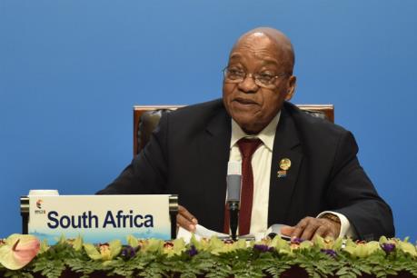 Quốc hội Nam Phi tìm cách phế truất Tổng thống Zuma