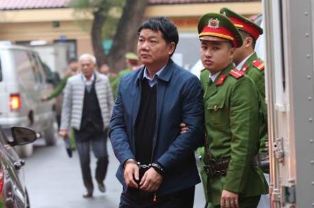 Phiên tòa xét xử Trịnh Xuân Thanh và đồng phạm: 22 bị cáo ra hầu Tòa